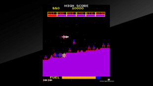 Arcade Archives Scramble Screenshot 8