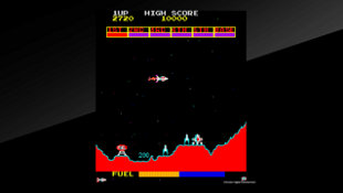 Arcade Archives Scramble Screenshot 9