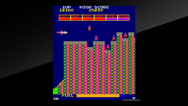 Arcade Archives Scramble Screenshot 10