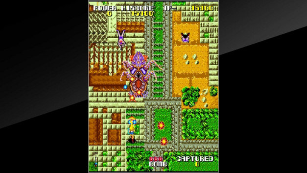 Arcade Archives Soldier Girl Amazon Screenshot 10