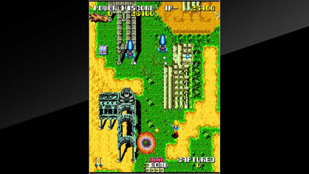 Arcade Archives Soldier Girl Amazon Screenshot 4