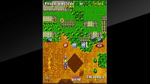 Arcade Archives Soldier Girl Amazon Screenshot 5