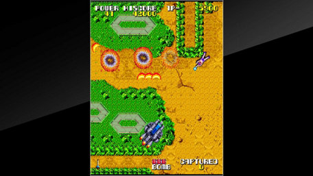 Arcade Archives Soldier Girl Amazon Trailer Screenshot