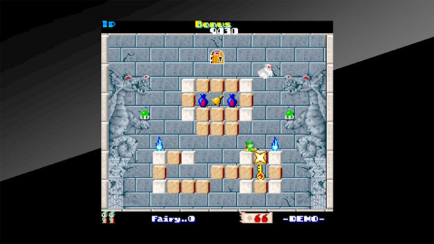 Arcade Archives Solomon's Key Screenshot 1