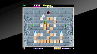 Arcade Archives Solomon's Key Screenshot 2