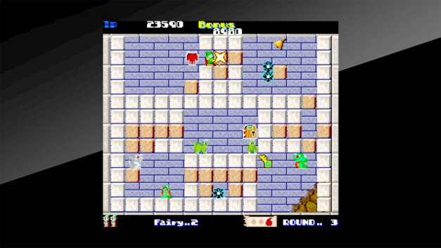 Arcade Archives Solomon's Key Screenshot 4
