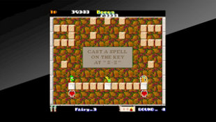 Arcade Archives Solomon's Key Screenshot 6