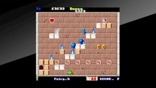 Arcade Archives Solomon's Key Screenshot 9