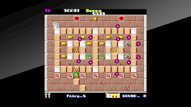 Arcade Archives Solomon's Key Screenshot 10