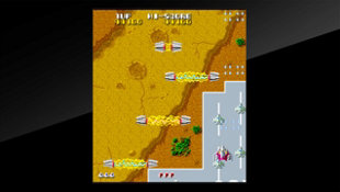 Arcade Archives TERRA CRESTA Screenshot 5