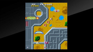Arcade Archives TERRA CRESTA Screenshot 6