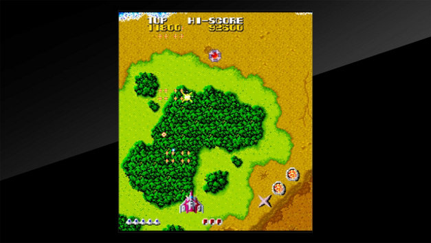 Arcade Archives TERRA CRESTA Screenshot 7