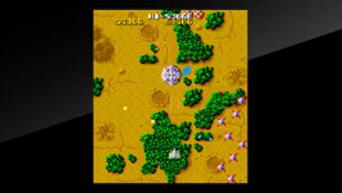 Arcade Archives TERRA CRESTA Screenshot 8