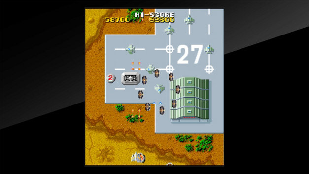 Arcade Archives TERRA CRESTA Screenshot 10