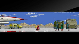 Arcade Archives THE NINJA WARRIORS Screenshot 3