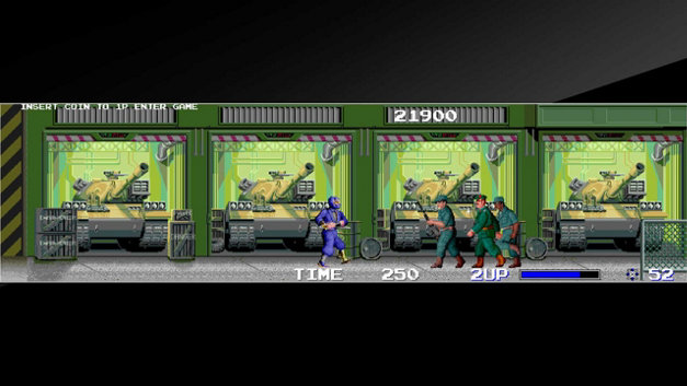 Arcade Archives THE NINJA WARRIORS Screenshot 4