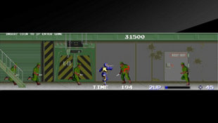 Arcade Archives THE NINJA WARRIORS Screenshot 5