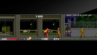 Arcade Archives THE NINJA WARRIORS Screenshot 6