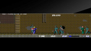 Arcade Archives THE NINJA WARRIORS Screenshot 8