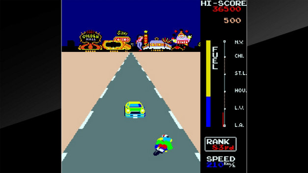 Arcade Archives Traverse USA Screenshot 4