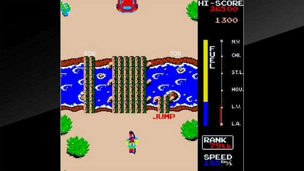 Arcade Archives Traverse USA Screenshot 10