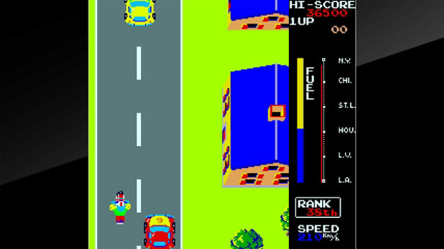 Arcade Archives Traverse USA Screenshot 7