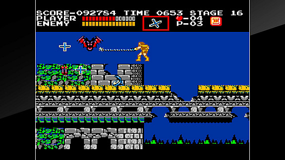 Arcade Archives VS. CASTLEVANIA - Screenshot INDEX