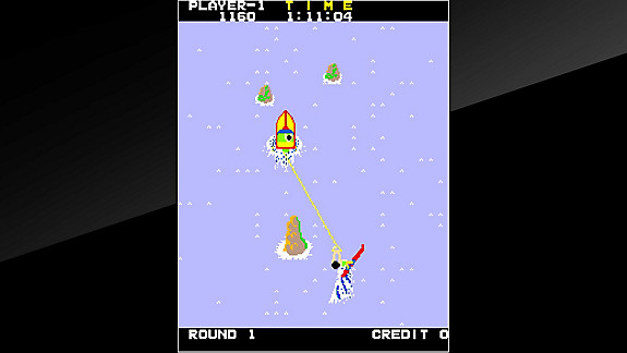 Arcade Archives WATER SKI - Screenshot INDEX