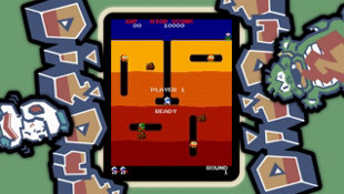 ARCADE GAME SERIES: DIG DUG Screenshot 9