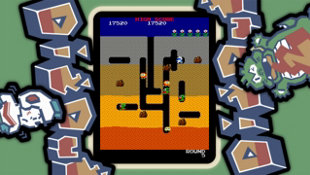ARCADE GAME SERIES: DIG DUG Screenshot 6