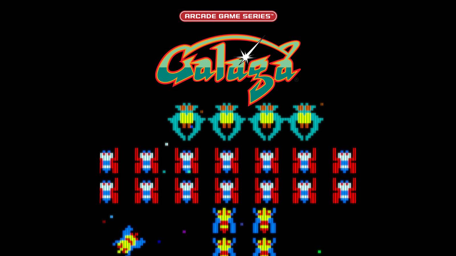 galaga arcade game - photo #27