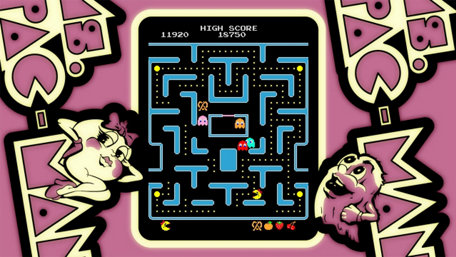 ARCADE GAME SERIES: MS. PAC-MAN Trailer Screenshot