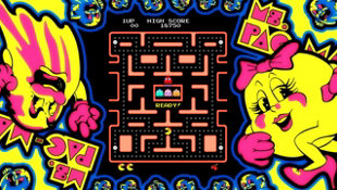 ARCADE GAME SERIES: Ms. PAC-MAN Screenshot 5