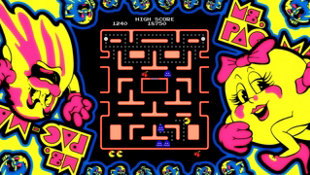 ARCADE GAME SERIES: Ms. PAC-MAN Screenshot 6