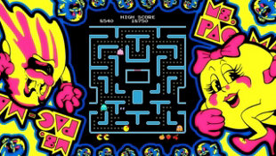 ARCADE GAME SERIES: Ms. PAC-MAN Screenshot 8