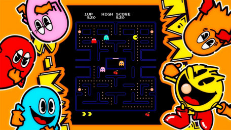 ARCADE GAME SERIES: PAC-MAN Trailer Screenshot