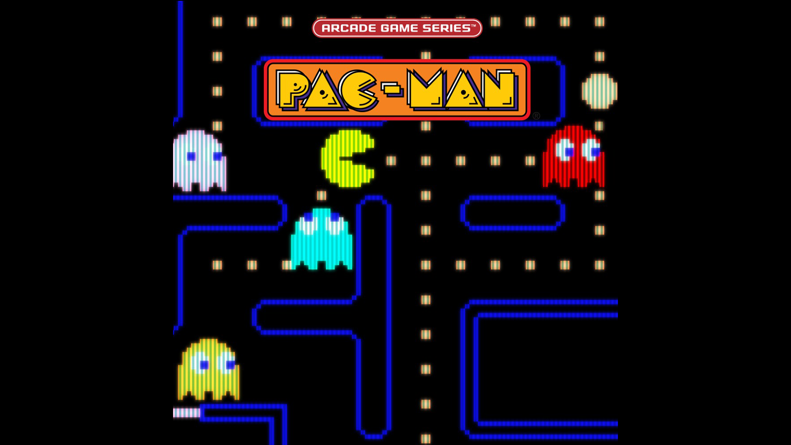 Pacman hack version