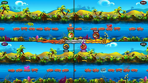 Arcade Islands: Volume One screenshot