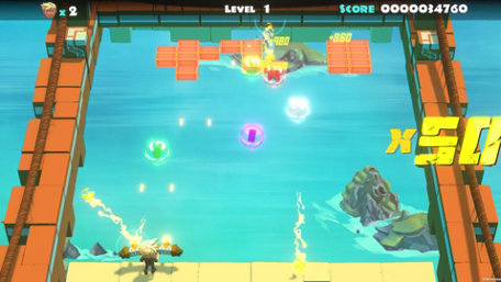 Arcade Land Trailer Screenshot