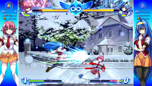 Arcana Heart 3: LOVE MAX!!!!! Screenshot 2