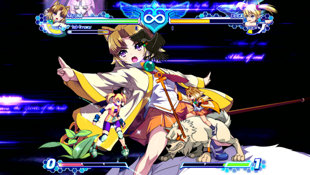 Arcana Heart 3: LOVE MAX!!!!! Screenshot 6