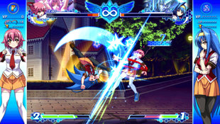 Arcana Heart 3: LOVE MAX!!!!! Screenshot 8