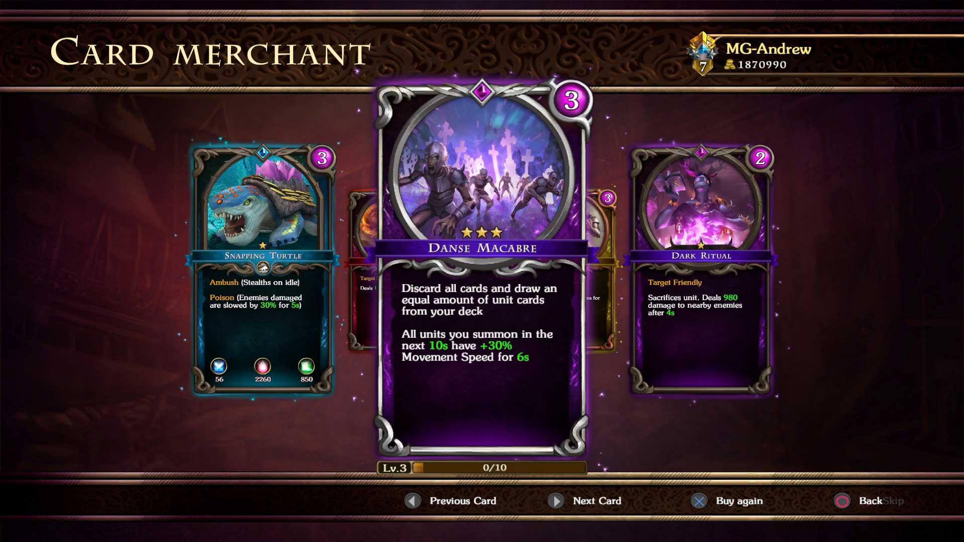 ArmaGallant: Decks of Destiny Game | PS4 - PlayStation