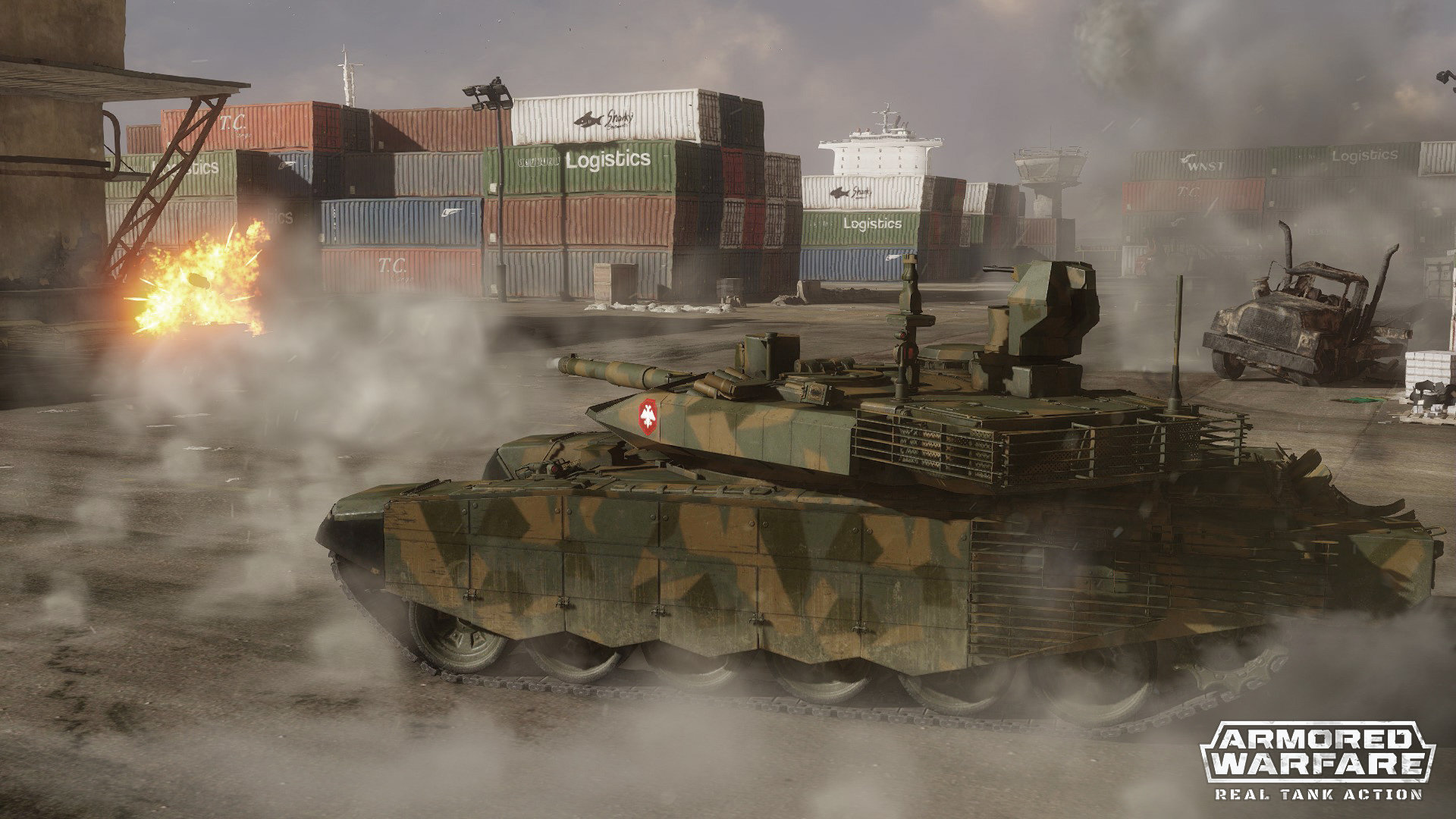 Armored Warfare Game | PS4 - PlayStation