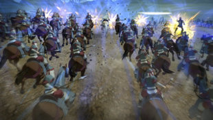 Arslan: The Warriors of Legend Screenshot 2
