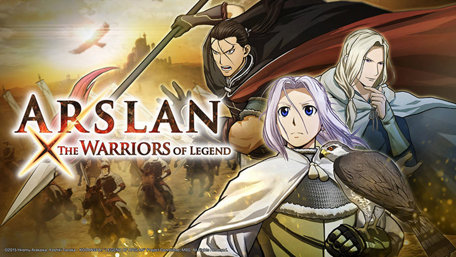 Arslan: The Warriors of Legend Trailer Screenshot