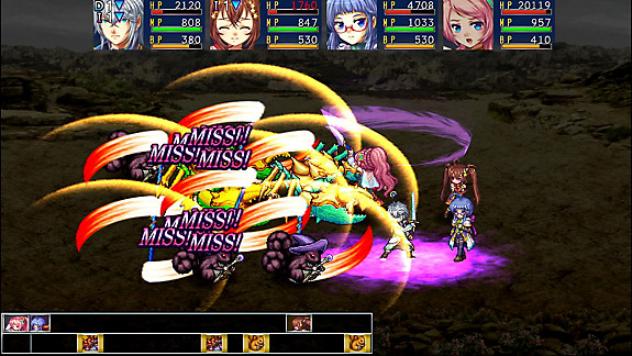 Asdivine Dios - Screenshot INDEX