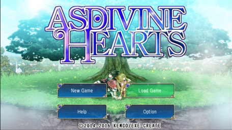 Asdivine Hearts Trailer Screenshot