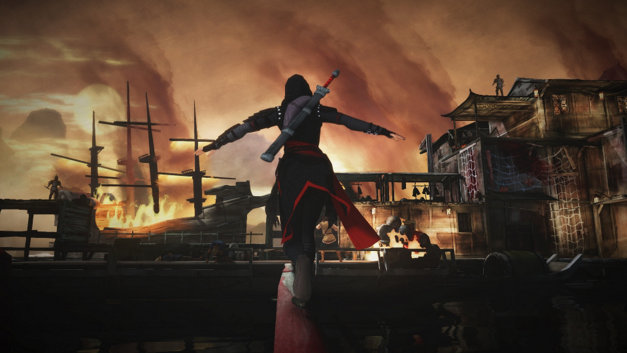 Assassin's Creed Chronicles: China Screenshot 10