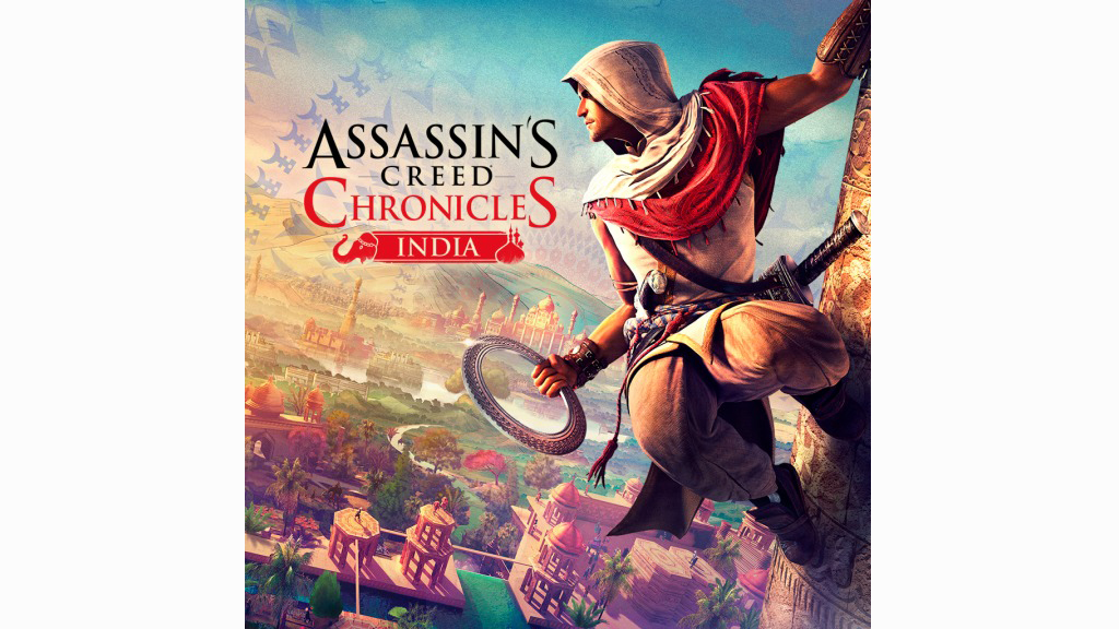 Assassin S Creed Chronicles India Game Ps4 Playstation